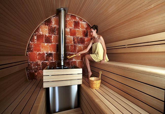 construcción de spa