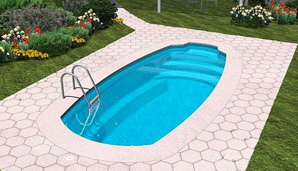 construcción de piscinas prefabricadas