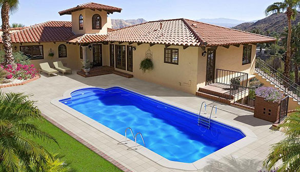 Construcción de piscinas en Huesca