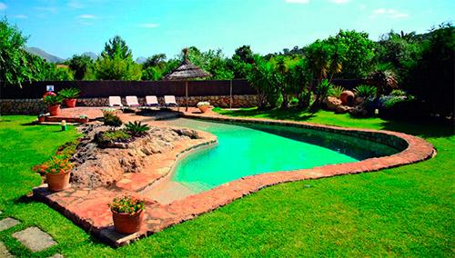 Construcción de piscinas en Zaragoza